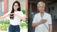 Hoa hậu Đỗ Thị Hà cảm phục bác sĩ 78 tuổi ở Nghệ An xung phong đi Bắc Giang chống dịch