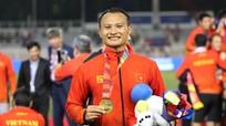 Huy chương SEA Games của Trọng Hoàng bán được hơn 200 triệu đồng