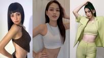Dàn Hoa hậu, Á hậu khoe vòng eo 'con kiến' nóng bỏng mùa giãn cách