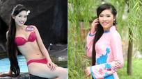 Vợ kém 16 tuổi của Shark Hưng thuở thi hoa hậu: Mái tóc dài kỷ lục, biết nói 6 thứ tiếng