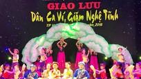 """Cuộc thi """"Hát dân ca trong trường học"""" ở Nghệ An có 21 đoàn tham gia"""