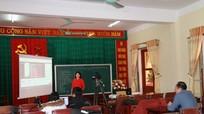 Nghệ An xem xét việc dạy trực tuyến trên truyền hình cho học sinh cuối cấp