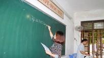 Băn khoăn của giáo viên Nghệ An trước kỳ thi THPT Quốc gia