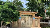 Nghệ An: Tường đổ đè 1 học sinh tiểu học tử vong