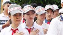 Học sinh miền núi Nghệ An hưởng ứng Ngày Quốc tế trẻ em gái