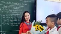 Thủ khoa giáo viên dạy giỏi tỉnh Nghệ An: 'Học trò là động lực để cố gắng'