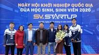 Lần đầu tiên học sinh Nghệ An đạt giải tại cuộc thi khởi nghiệp quốc gia năm 2020