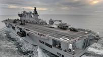 Thiếu tiền, Hải quân Anh bán rẻ cả soái hạm