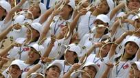 """""""Binh đoàn mỹ nữ"""" Triều Tiên chuẩn bị đổ bộ vào Hàn Quốc"""