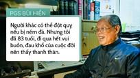 """PGS Bùi Hiền viết lại """"Truyện Kiều"""" bằng chữ cải tiến"""