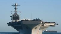 Sắp bị thay thế, tàu sân bay lớp Nimitz vẫn khiến kẻ thù run rẩy
