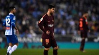 Espanyol - Barcelona (1 - 0): Hơn cả thất bại!