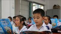 Học sinh lớp 1 và 2 sẽ được làm quen với chương trình tiếng Anh mới