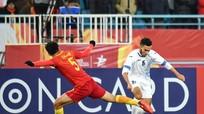 Chuyện lạ: U23 Uzbekistan có 1 cầu thủ vừa là tiền vệ vừa là thủ môn