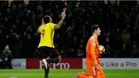Video clip bàn thắng trận Watford 4-1 Chelsea: Conte lâm nguy