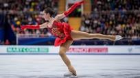 Nữ VĐV 15 tuổi đẹp như thiên thần đoạt HCV Olympic Mùa đông