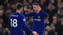 Chelsea đại thắng West Brom, Hazard đang cố kéo Conte khỏi vũng lầy