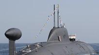 Khám phá đội tàu ngầm hùng mạnh của Hải quân Nga