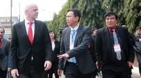 Nhiều CLB đề cử ông Trần Quốc Tuấn làm chủ tịch VFF