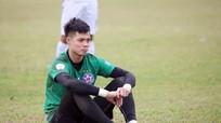 Thủ môn U23 Việt Nam nhận món quà cực ý nghĩa