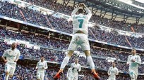 Real Madrid hồi sinh muộn màng?