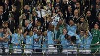 Arsenal 0-3 Man City: Guardiola bỏ túi danh hiệu đầu tiên cùng Man Xanh