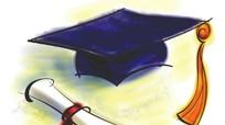 Chỉ còn 1.131 ứng viên đạt chức danh giáo sư, phó giáo sư năm 2017