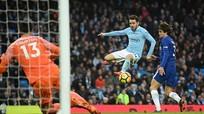 Thắng sát nút Chelsea: Man City tiến gần hơn tới ngôi vô địch