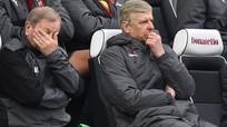 Vì sao Wenger chưa bị sa thải?