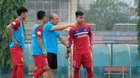 HLV Park Hang Seo triệu tập hàng loạt cầu thủ U23 lên tuyển VN?