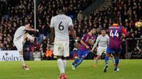 Matic ghi bàn phút cuối, M.U thắng nghẹt thở Crystal Palace