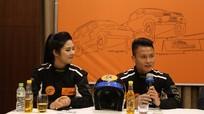 Cầu thủ U.23 Quang Hải và hoa hậu Ngọc Hân làm đối thủ tại giải đua xe địa hình