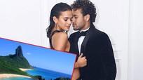 Neymar cưới Bruna Marquezine ở hòn đảo Brazil, hoành tráng như hôn lễ của Messi