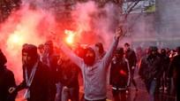 Bạo lực bùng phát tại Europa League