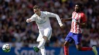 Highlights Real Madrid 1-1 Atletico Madrid