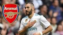 """Arsenal """"phá két"""" tậu Karim Benzema, MU """"trảm"""" 6 công thần?"""