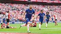 Video highlights Chelsea 2-0 Southampton