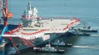 Trung Quốc rục rịch thử nghiệm tàu sân bay thứ 2
