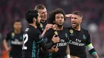 Real Madrid đang bay trên đôi cánh của vị thần may mắn
