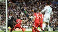 Real 2-2 Bayern: Benzema tỏa sáng đưa Real vào chung kết