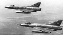 Chiến thuật giăng bẫy tiêm kích Liên Xô của không quân Israel năm 1970