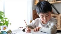 Bí quyết xây dựng thói quen làm bài tập về nhà tốt cho con