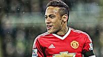 """Neymar được nhắm làm """"thủ lĩnh mới"""" của Quỷ đỏ"""