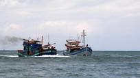 Thái Lan bắt giữ 5 tàu cá cùng 30 ngư dân Việt Nam