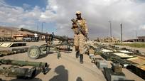 Syria phát hiện kho xe tăng, vũ khí hạng nặng của khủng bố