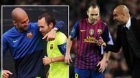Man City bất ngờ chọn Iniesta làm phó Pep Guardiola, Sao Ngoại hạng Anh bị cho thôi việc