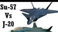 Su-57 Nga vượt trội hơn so với J-20 Trung Quốc?