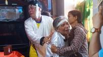 Nghệ An: Quê nhà xót xa tiễn đưa 3 mẹ con bị tai nạn thương tâm