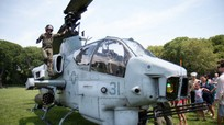 Mục sở thị trực thăng tấn công đầu tiên trên thế giới