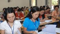 Những thay đổi về chấm thi Trung học phổ thông quốc gia